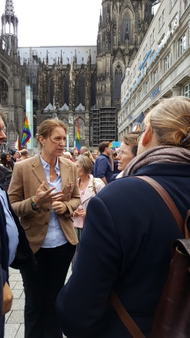 #BusderMeinungsfreiheit am 10.9.2017 in Köln
