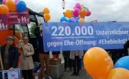 Abschlußkundgebung #BusderMeinungsfreiheit am 15.9.17 in Berlin