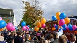 Abschlußkundgebung #BusderMeinungsfreiheit am 15.09. Berlin