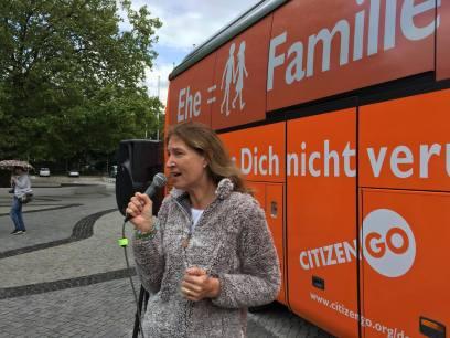 #BusderMeinungsfreiheit am 12.9.2017 in Hannover