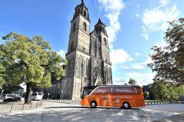 #BusderMeinungsfreiheit am 13.9.2017 in Magdeburg