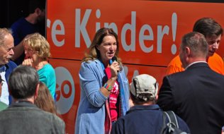 Bus der Meinungsfreiheit am 8.9. in Regensburg