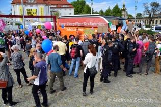 Bus der Meinungsfreiheit am 9.9. in Dresden