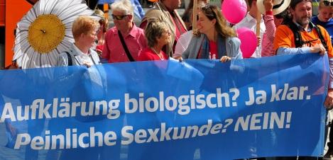 Übergriffige Sexualerziehung stoppen