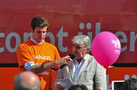 Bus der Meinungsfreiheit am 14.9. in Stuttgart